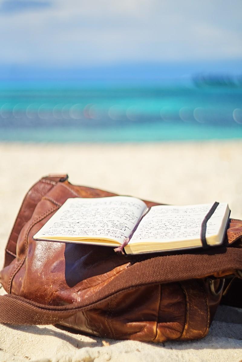 Notizbuch Urlaub