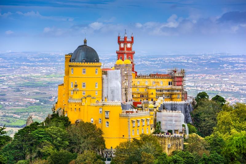 Palácio Nacional da Pena, Portugal