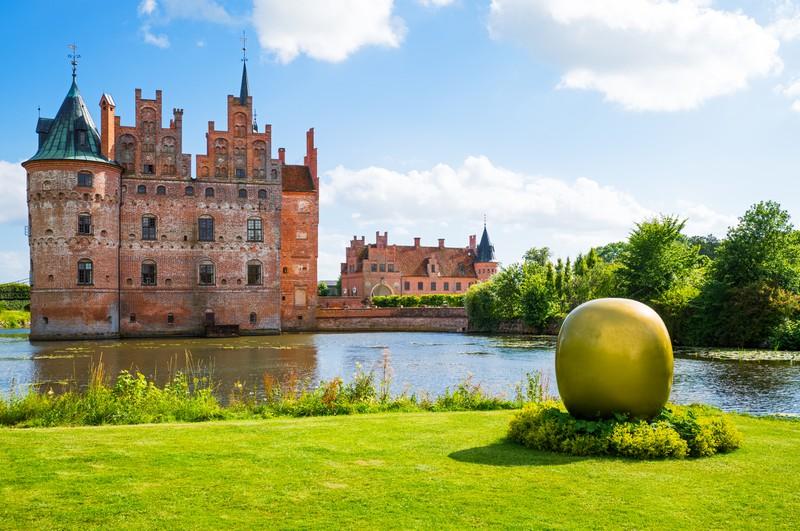 Schloss Egeskov, Dänemark