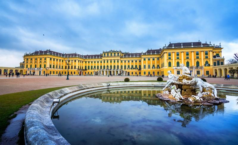 Schloss Versailles, Frankreich