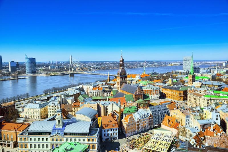 Riga versteht es vor allen Dingen durch seine Atmosphäre zu begeistern.