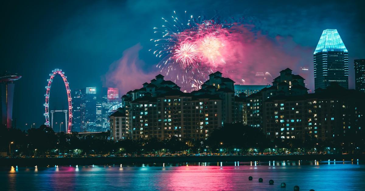 Die 10 schönsten Orte, um Silvester zu feiern
