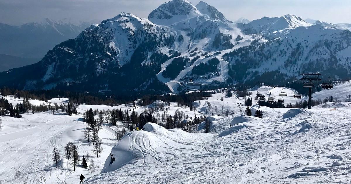 10 schöne Orte zum Skifahren, die du gesehen haben musst
