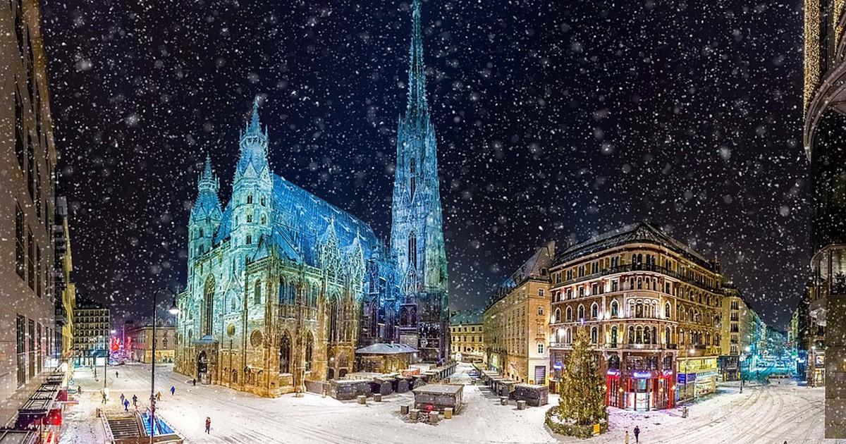 10 schöne Orte für einen Winter-Wochenendtrip