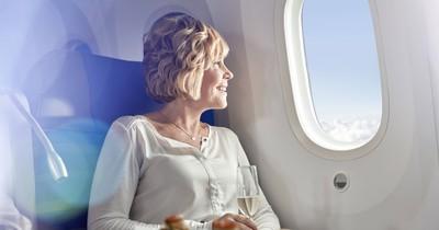 Das soll der gefährlichste Platz im Flugzeug sein