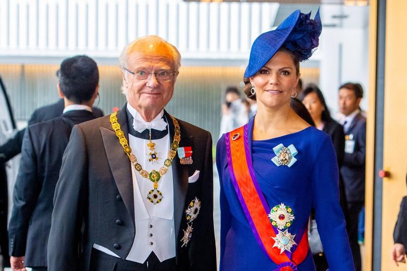 Carl Gustaf ist König von Schweden, einem beliebten Reise-Ziel in Europa