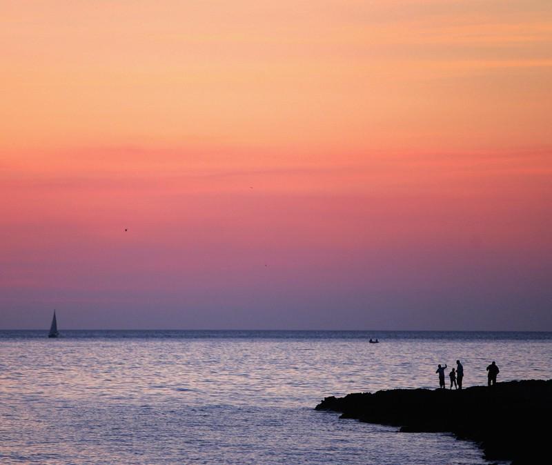 Das Reise-Ziel in Europa für viele junge Leute: Ibiza