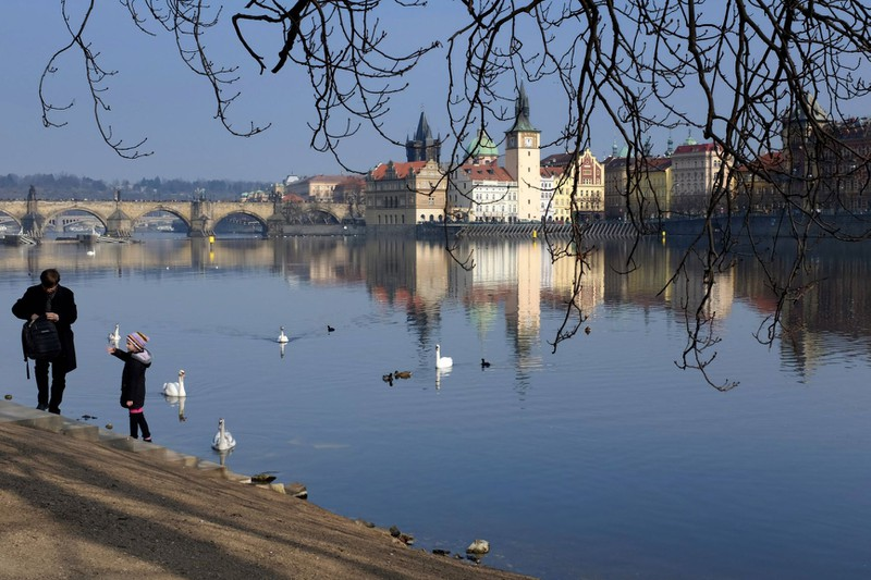 Die Hauptstadt eines unserer schönen Nachbarländer in Europa und immer eine Reise wert