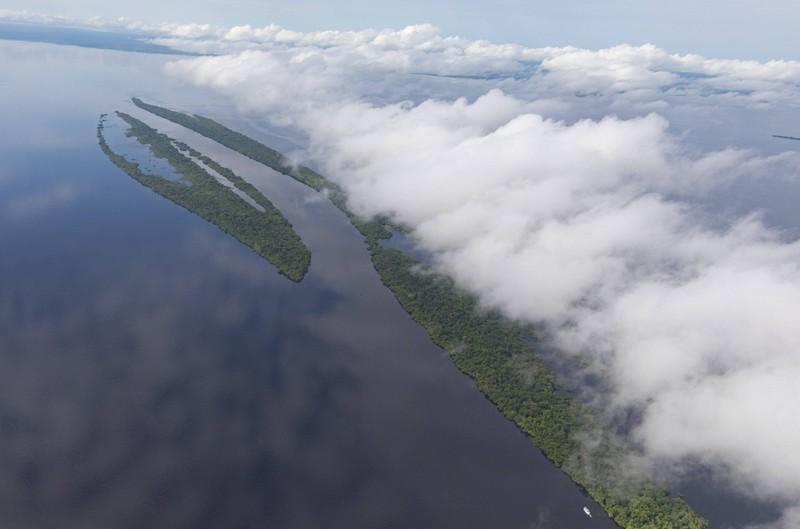 Im Erdkunde-Quiz wird danach gefragt, welcher Fluss der längste der Welt ist: Es ist der Amazonas.