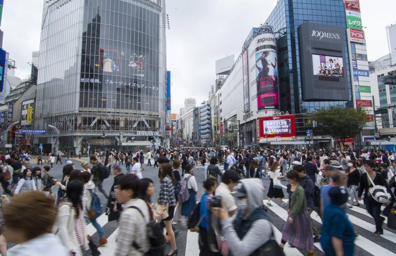 Tokio hat die meisten Einwohner weltweit als Stadt