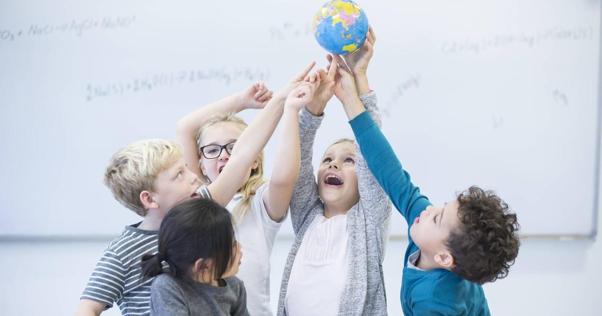 Erdkunde-Quiz: Bist du so intelligent wie deine Kinder?
