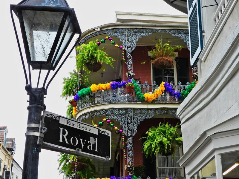 Das French Quarter in New Orleans zieht jährlich viele Touristen an.