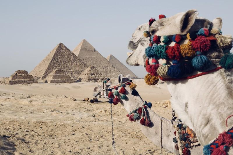 Die Pyramiden sind ein Weltwunder und damit eines der Orte die man unbedingt gesehen haben muss