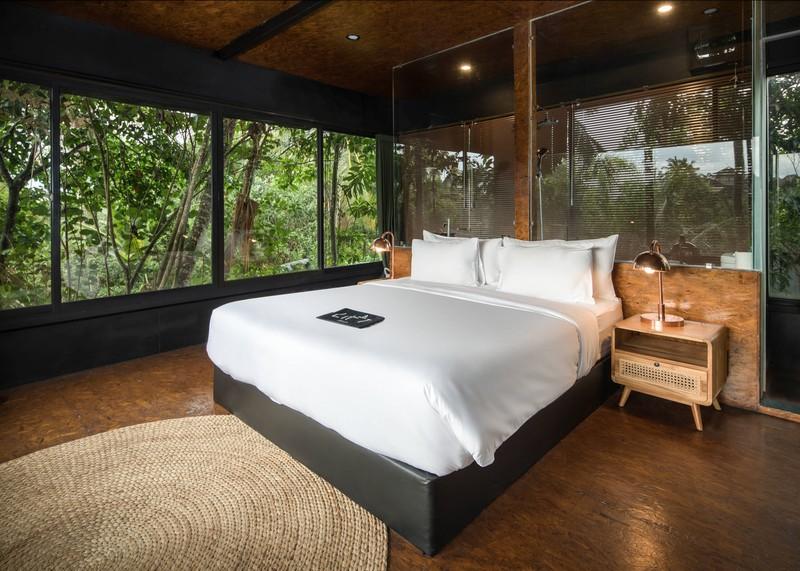 Das Bett sollte frisch gereinigt sein, um so keine Milben anzuziehen.