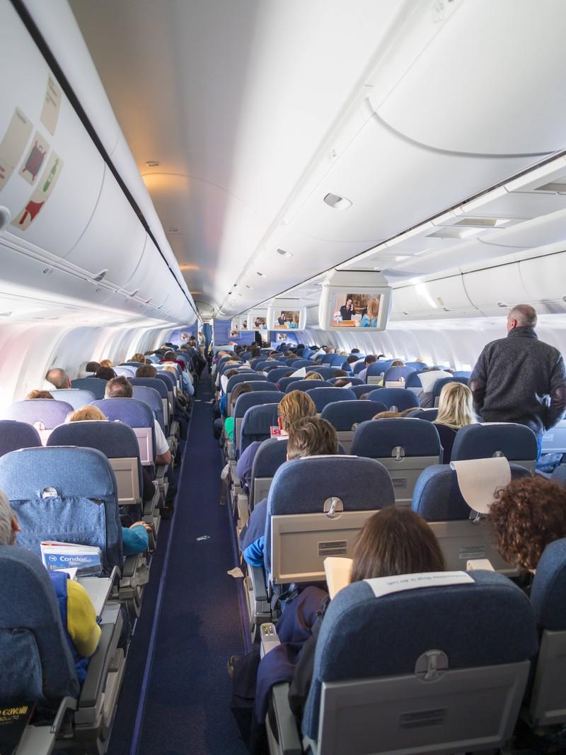 Um ein gutes Flugerlebnis zu haben, geben wir dir den Tipp, deinen Sitzplatz rechtzeitig zu wählen.