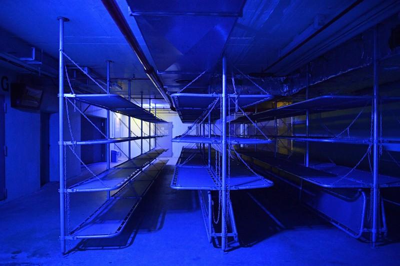 Die Mehrzweckanlage Kudamm-Karree ist eine Bunkeranlage, die sich im zweiten Untergeschoss der Tiefgarage des 1973 bis 1974 errichteten Gebäudekomplexes Ku'damm-Karree am Kurfürstendamm im Berliner Ortsteil Charlottenburg befindet.