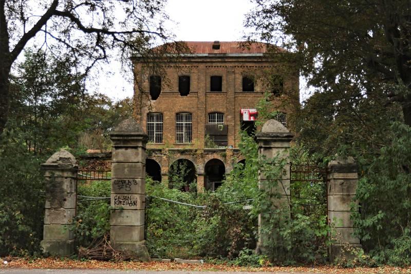 Haus Fühlingen gilt als Geistervilla von Köln.
