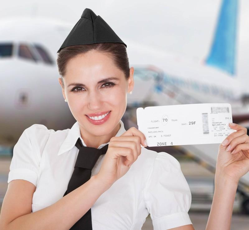 Auf dem Flug können einem schon lustige Erlebnisse widerfahren.