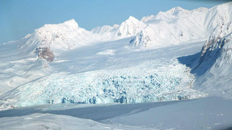 Grönland gehört zum Kontinent Nordamerika.