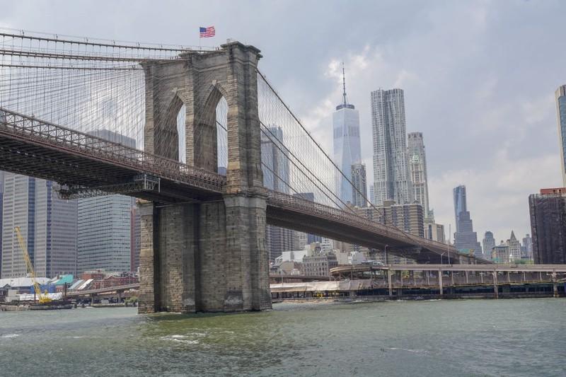 Wenn man gut in Erdkunde aufgepasst hat, weiß man, dass New York auf dem amerikanischen Kontinent liegt.