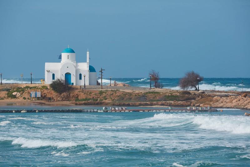 Zypern gehört geographisch zwar zu Asien, aber kulturell wird sie meist zum Kontinent Europa gezählt.
