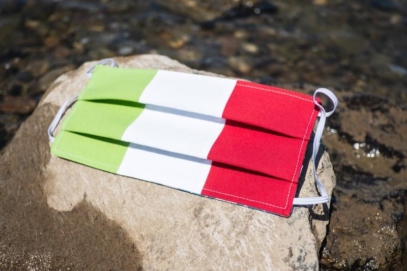 In Italien gilt auch Maskenpflicht