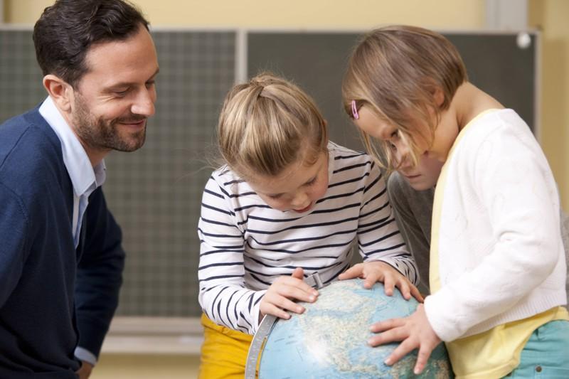 Das Erdkunde-Quiz würde jedes Kind bestehen