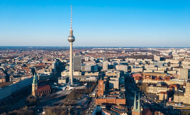 DIe Bundeshauptstadt ist Berlin