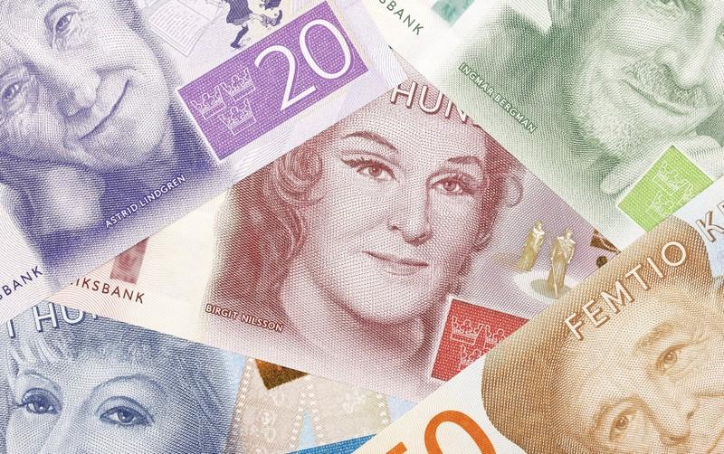 In Schweden zahlt man mit der Krone