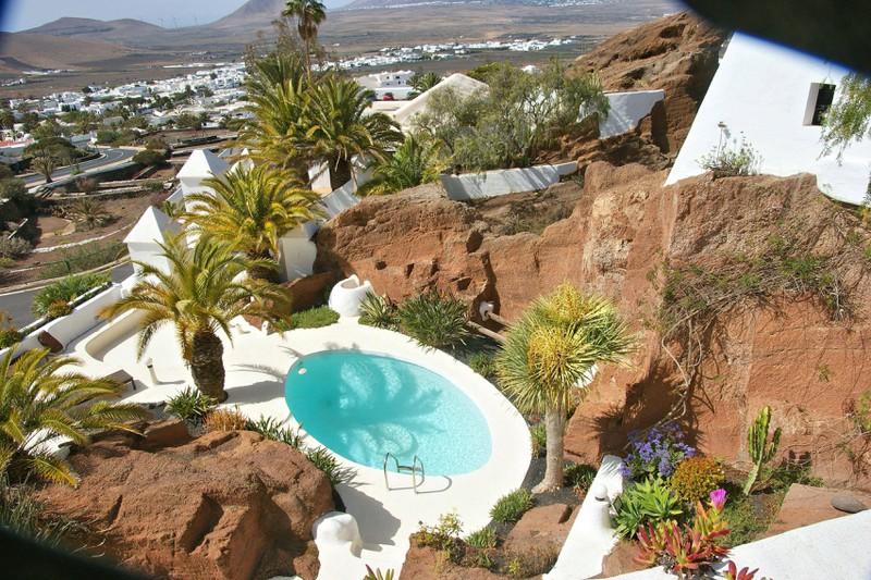 Lanzarote ist eine spanische Insel