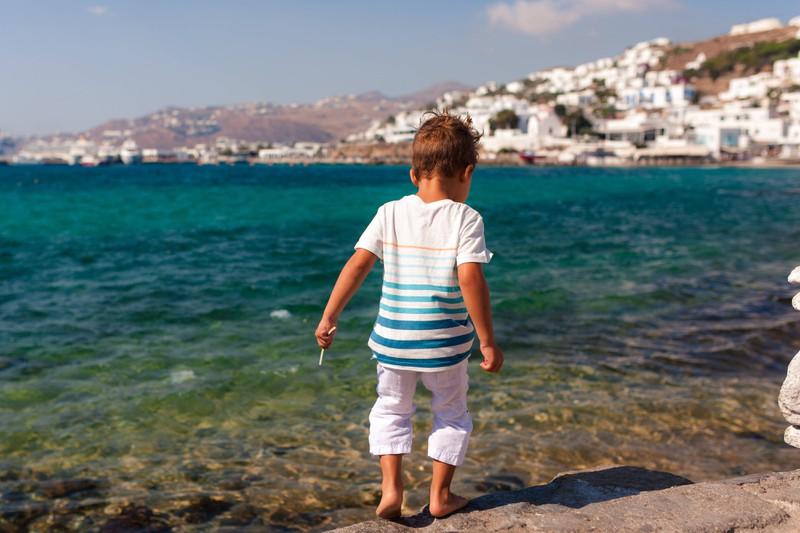 Auch in Griechenland ist das Ausfüllen eines Reisformulars und ein QR Code Pflicht.