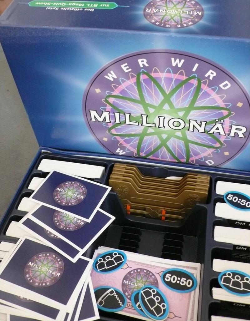 Karten Für Wer Wird Millionär