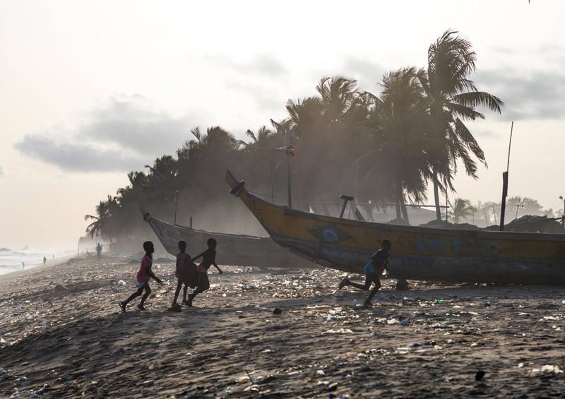 Die Elfenbeinküste liegt im Staat Westafrika.