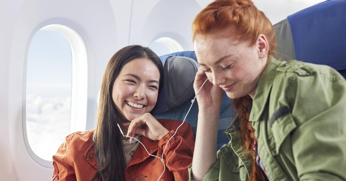15 verrückte Bilder aus dem Flugzeug