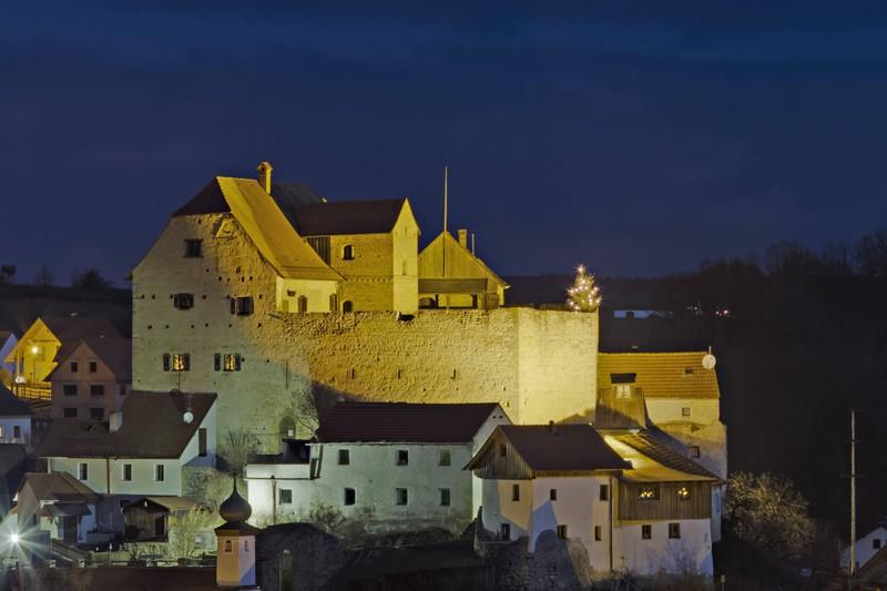 Auf Burg Wolsegg soll es spuken