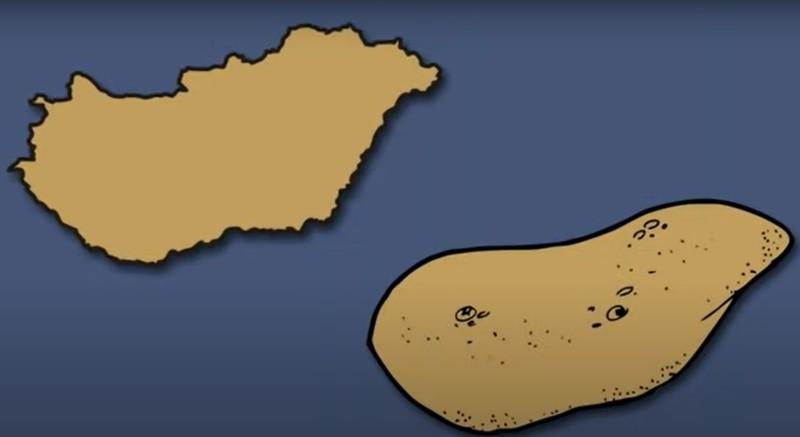 Aus Ungarn lässt sich scheinbar nichts anderes als eine Kartoffel machen.