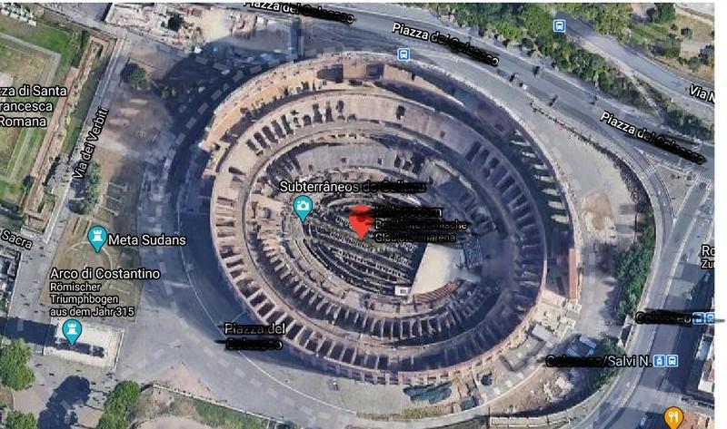 Bei dem Quiz muss man das richtige auf dem Satellitenbild erkennen.