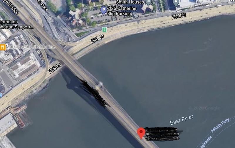 Die Brücke ist eine bekannte Sehenswürdigkeit.