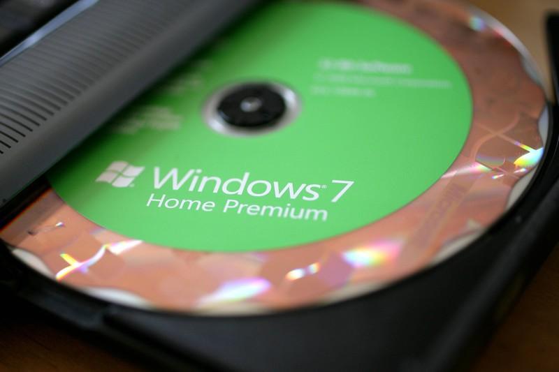 Alle Computersysteme an Bord laufen mit Windows 7