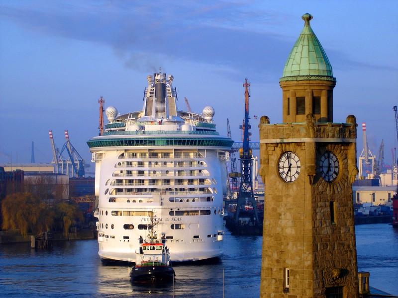 Ein Kreuzfahrt-Schiff finden viele toll