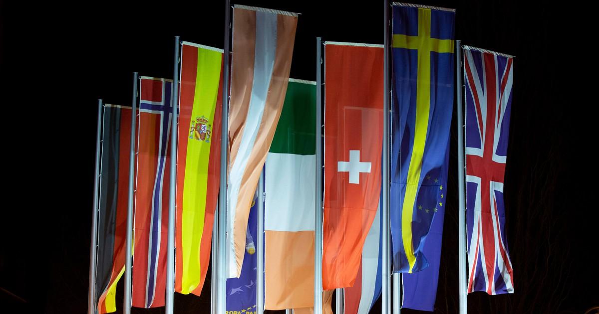 Flaggen-Quiz: Wie gut kennst du Europas Flaggen?